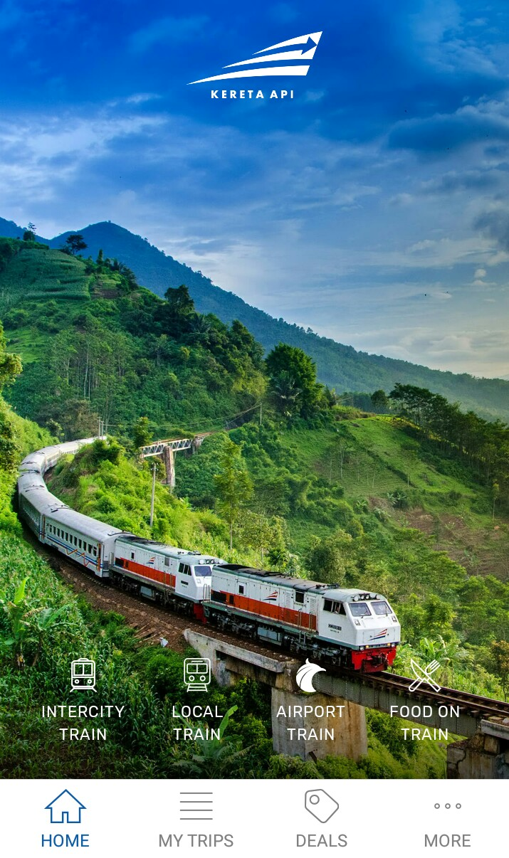 Pembatalan Tiket Kereta ApiOnline